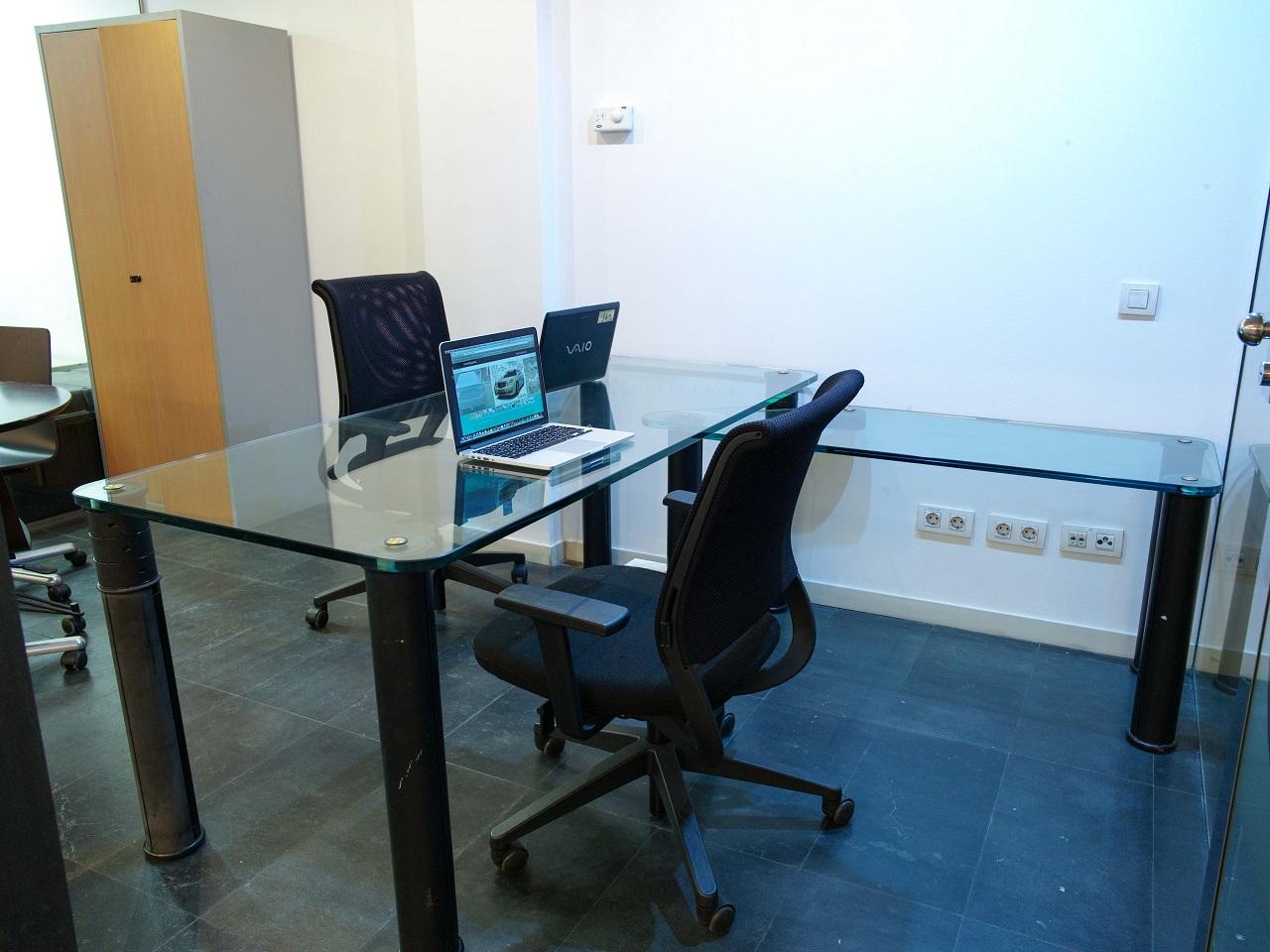 Coworking en barcelona alquiler de oficinas y espacios for Oficina virtual aguas de barcelona